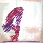 abstract-utanasana